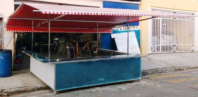 Barraca de Hot Dog para Vender